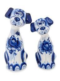 <b>Фигурка</b> ''Пара -<b>собак</b>'' <b>Art East</b> 4236348 в интернет-магазине ...