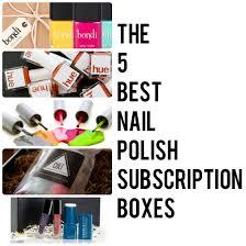boho subscription box. Interesting Subscription Nail Polish Subscription Boxes  The 5 Best Services On Boho Box