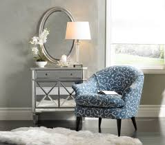 Mirrored Cabinets Living Room Powell Mirrored Console Cabinet Best Home Furniture Decoration