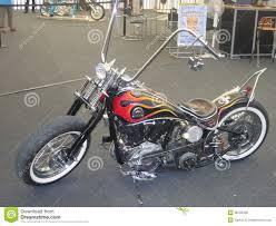 chopper motorbike editorial image image 38706495