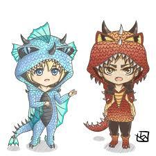 anime chibi dragon. Brilliant Chibi By Thesnowyhuskie PaigeeWorld In Anime Chibi Dragon N