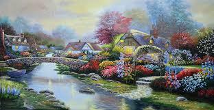 landscape oil paintings 012