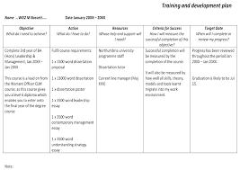 army self development plan it resume cover letter sample army self development plan