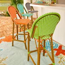 green resin wicker outdoor furniture. colorful and comfortable resin wicker patio furniture instantly updates a or deck. these high green outdoor e
