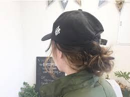 キャップと相性が良い髪型はとっておき可愛いヘアスタイルをpickup