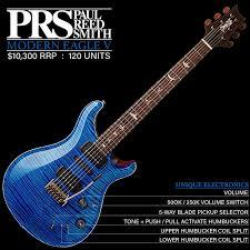 Guitar Pedal X News Fantastic New Prs Modern Eagle V