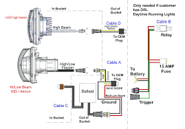 h13 high low relay wiring diagram wiring diagram H4 Headlight Bulb Wiring-Diagram at Wiring Diagram For H4 Bulb