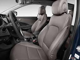 2016 hyundai santa fe front seat