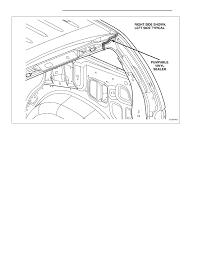Fig 23 roof header liftgate