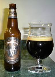 another from the 12 pack this is the first year that the chocolate bock has appeared and is a wele addition the chocolate bock is 5 6 abv and pours