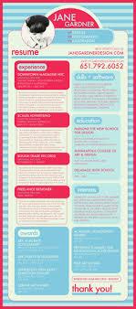Resume Good Graphic Design Resume
