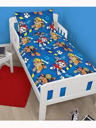 incredible paw patrol 4 in 1 junior bedding bundle toddler bedding paw patrol toddler bed set ideas