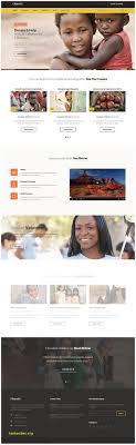 Ngo Templates Fundraisingwebsitetemplatefreshcharitynonprofitngofundraising Templateonbehanceoffundraisingwebsitetemplatejpg 18