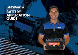 Acdelco Finding Your Next Acdelco Battery Just Got Easier