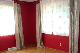 bedroom with red curtains red curtains for bedroom curtain curtains to go  with red walls ideas