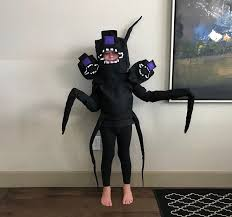 Awesome Minecraft Wither Storm Mod Costume Made To Order | Etsy