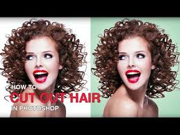 Hair Photoshop How To Cut Out Hair In Photoshop