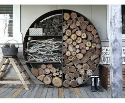firewood holder outdoor magnificent indoor and storage solutions home depot \u2013 neurontech.co