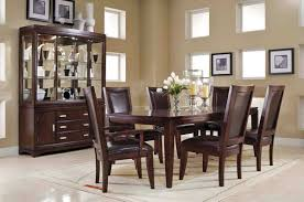 Dining Room Set With China Cabinet Small Dining Table Saving Small Dining Room Spaces With Fold Down
