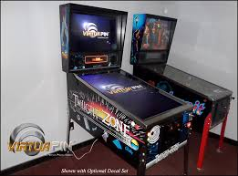 virtuapin ultra widebody virtual pinball machine 1080p