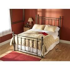Wesley Allen Iron Beds Queen Hancock Iron Poster Bed Wayside