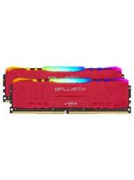 <b>Модуль памяти Ballistix</b> RGB <b>Red</b> 32Gb (16Gbх2 ...