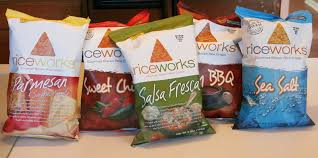 rice works salsa fresca riceworks brown rice crisps giveaway gluten free is life