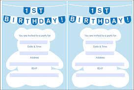 59 Printable Birthday Invitation Templates Pdf Psd Word