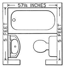 bathroom floor plans. Brilliant Floor 5 X Bathroom Floor Plan Intended Plans R