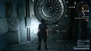 How To Unlock A Locked Door Ffxv Dungeon Locked Door How To Unlock It