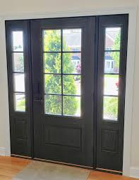 pros and cons of fiberglass entry doors