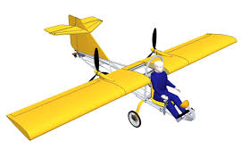 flying 2cv motors flying 2cv motors front quarter single wing jpg