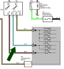 radio clock and cigarette lighter not working yotatech forums if none check continuity on the above arrow ed wire it s responsible to send power from the ignition switch down to the fuse box