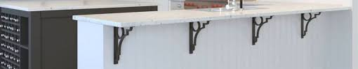 metal corbels for granite countertops modern wrought iron brackets timeless within 2 decoration