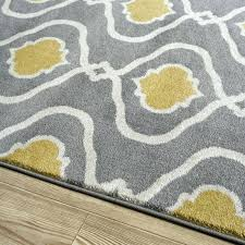 yellow area rug gray and grey rugs