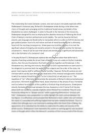 module a essay richard iii year hsc english advanced  module a essay richard iii