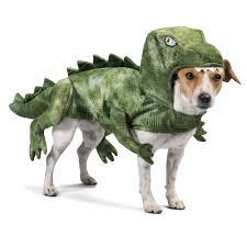 Thrills And Chills Halloween Dinosaur Pet Costume Size