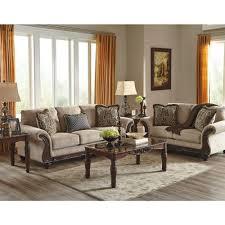 Living Room Sets Ashley Furniture Ashley Furniture Laytonsville Livingroom Set In Pebble Best
