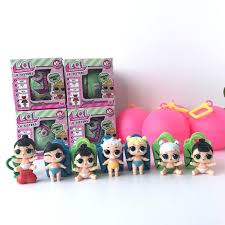 Little Lol Dolls Lol Surprise Dolls Girls Toys Lol Little Sisters
