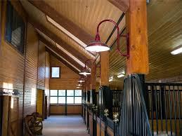 equestrian gable hayloft horse barn pros 006