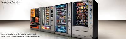 C Program For Coffee Vending Machine Stunning Krueger Vending Services Inc Full Line Vending Office Coffee