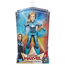 I am in the process of doing a voiceover part for a new animated series, two films coming up and early next year i am back on the stage in an amateur youth. Hasbro S Captain Marvel Dolls And Action Figures Available Now