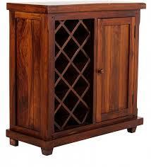 wine cabinet sheesham wood french ethnic furniture