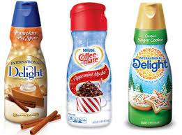 This will help to avoid saturated fat and excess added sugar, she explains. Ranking The Holiday Coffee Creamers Coffee Creamer Holiday Coffee Flavored Coffee Creamer