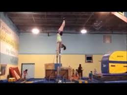 Ava Watkins gymnastics College recruit video! - YouTube