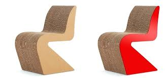 cardboard chair design. Cardboard Chair View In Gallery Design Project .  Introduction