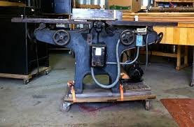 old woodworking machines. behold, a 1909 crescent machine co. 12\u201d jointer. replete with babbitt bearings, and gross weight that rivals sherman tank. this is \u2026.how do i old woodworking machines c