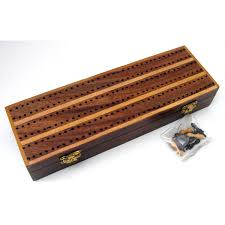 Antique Wooden Game Boards Cribbage Board Antique Wood Cribbage Card Game Board Wooden Box 61