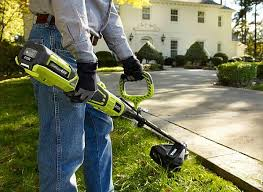 ryobi weed eater. cordless ryobi string trimmer is four tools in one weed eater