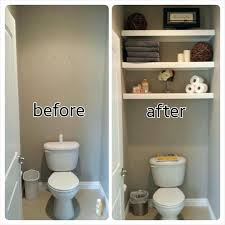 bathroom closet organization ideas. Full Image For Diy Water Closet Bathroom Floating Shelves And Decorations Small Design Ideas Organization E